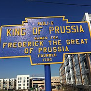 _King of Prussia